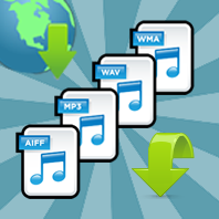 Logo convertitore mp3 download
